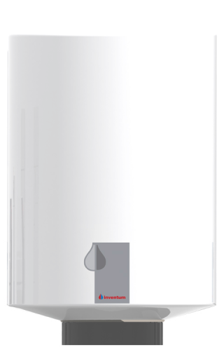 Inventum cv 80 indirect gestookte boiler