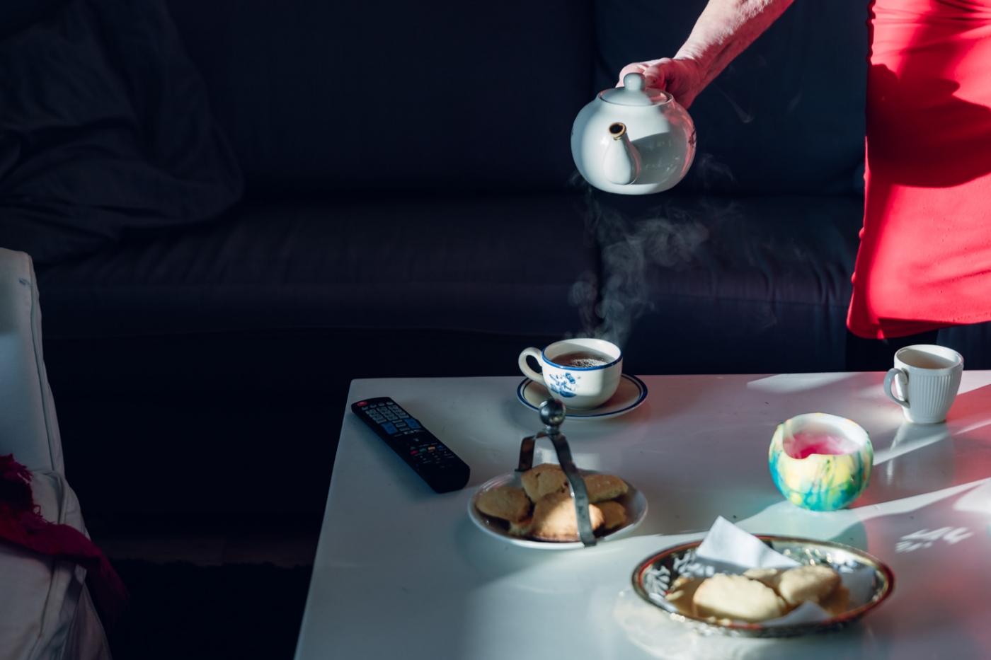 Kopje koffie of thee. Neem contact op met Inventum