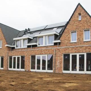 Duurzame woningen in Steensel